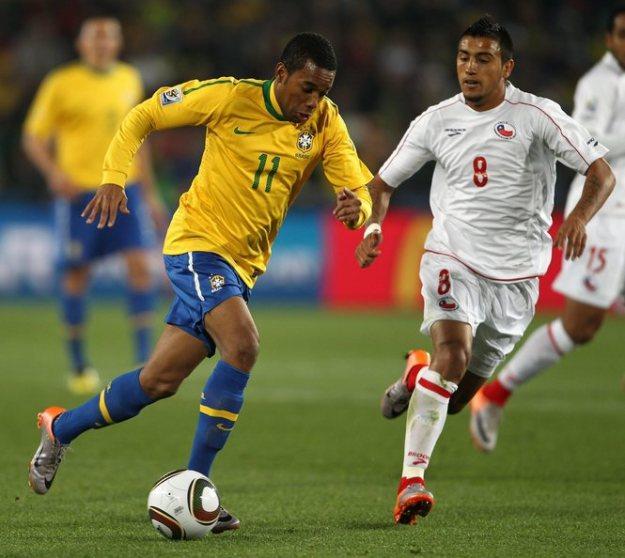 Brazil-Chile, 2010