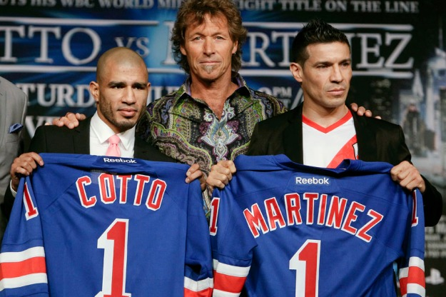 Sergio Martinez, Miguel Cotto