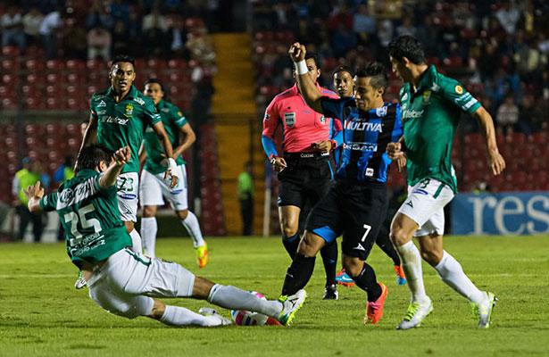 Querétaro vs. León