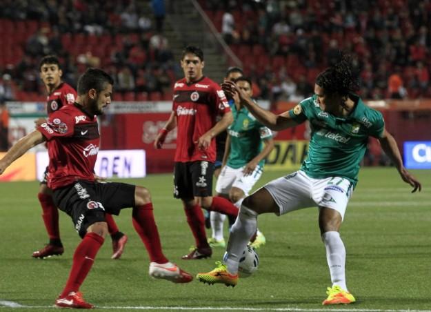 Xolos - León, Apertura 2014