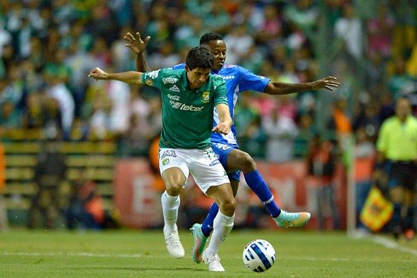 León 0-0 Puebla, Apertura 2014