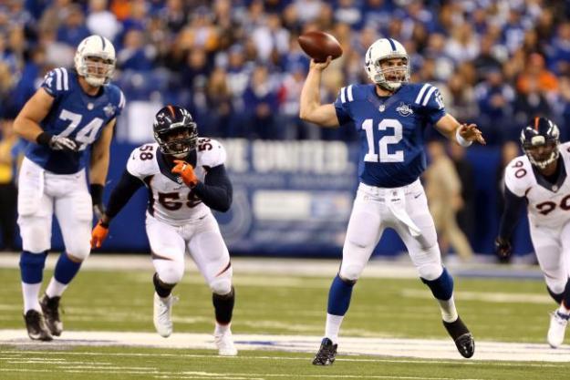 Colts - Broncos