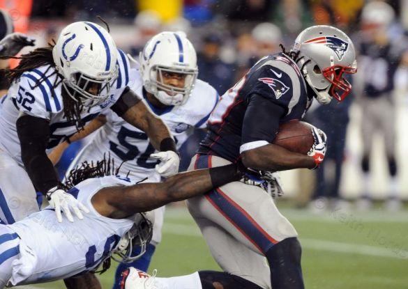 Colts vs Patriots