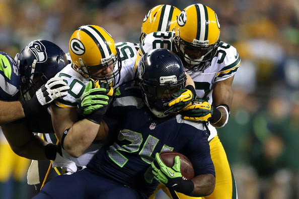 Green Bay vs Seattle