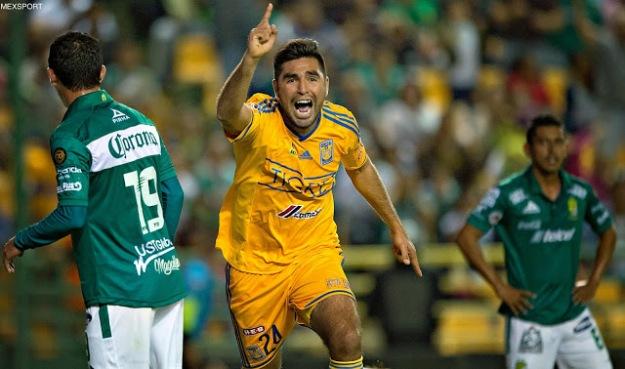 León 0-1 Tigres, 18/01/15