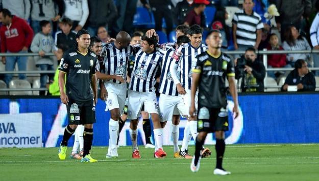 Pachuca vs León, Clausura 2015