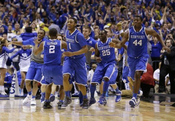 University of Kentucky, Final Four 2015