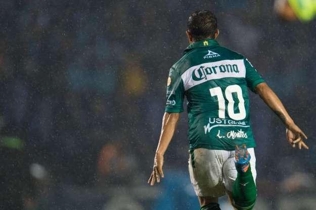 Luis Montes, Monterrey 5-1 León