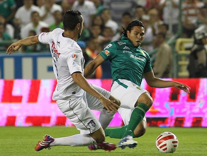 León vs Querétaro (Foto: Excelsior)
