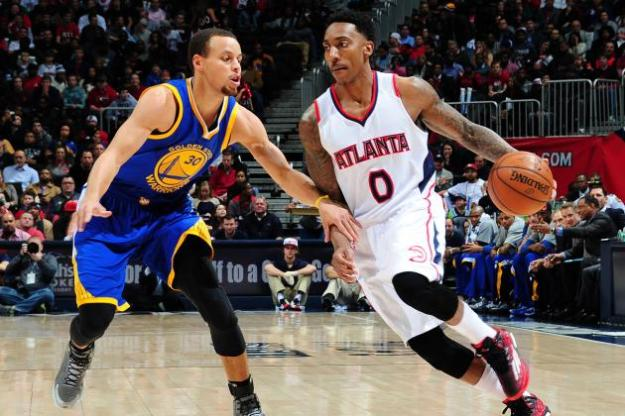 GSW vs Atlanta Hawks