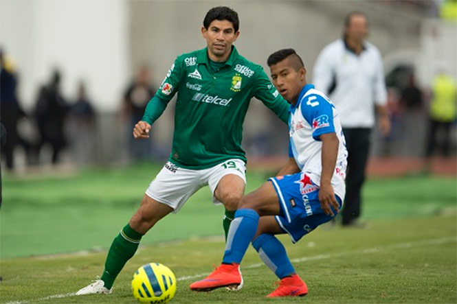 Puebla 2-0 León