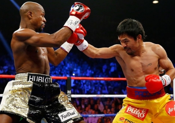 Mayweather Jr. vs Pacquiao