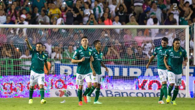 León vs Tijuana