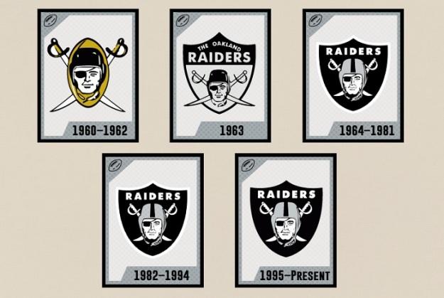 raiders logos